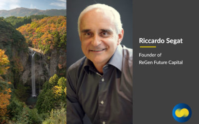 Meet Riccardo Segat, Founder of ReGen Future Capital